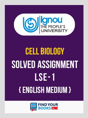 BSc LSE-1 in English Solved Assignments 2018-19