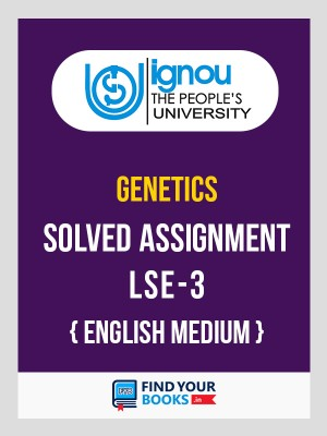 BSc LSE-3 in English Solved Assignments 2018-19