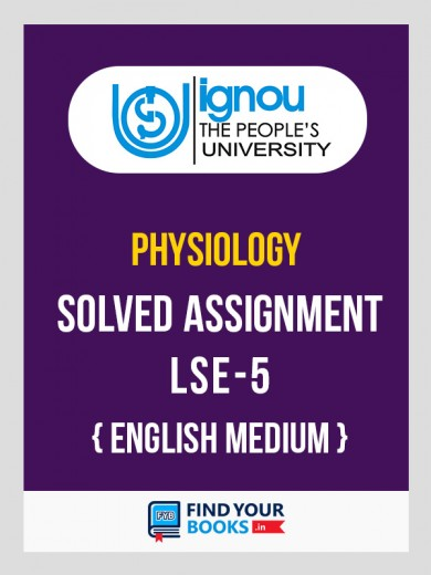 BSc LSE-5 in English Solved Assignment 2018-19