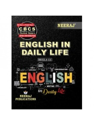 BEGLA-135 Book:  English in Daily Life