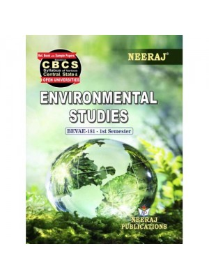BEVAE-181 Book : Environmental studies in English Medium