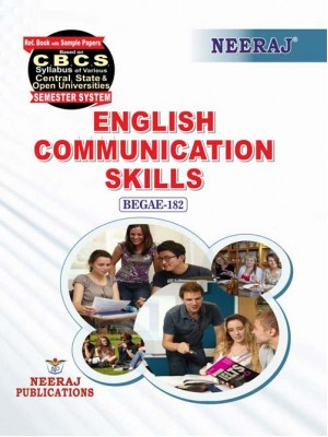 BEGAE-182 Book : English Communication skills