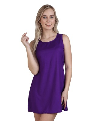 Magnogal Women Fantastic Purple Dress DR-82 G