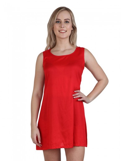Magnogal Women Killer Red Dress DR-82 I