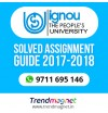 IGNOU BSHF-101 Solved Assignment-2018 in Hindi Medium