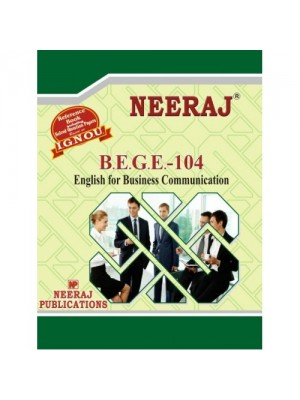 BEGE104/ EEG04  English for Practical Purposes - IGNOU Gudie Book For EEG4
