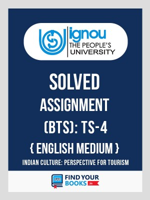 TS-4 - IGNOU Solved Assignment 2018-19 in English
