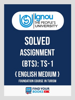 TS-1-IGNOU Solved Assignments 2018-19 in English