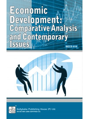BECE16 - IGNOU Guide Book For Economic Development : Comparative Analysis And Issues - Hindi Medium (GPH Publication)