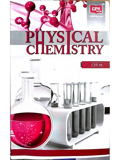 CHE4 Physical Chemistry ( IGNOU Guide Book For CHE4 ) English Medium (GPH)