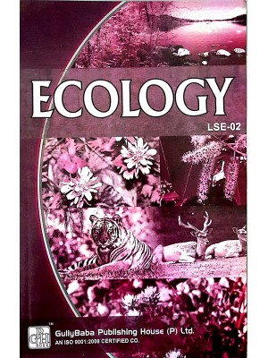 LSE2 Ecology ( IGNOU Guide Book For LSE2 ) English Medium (GPH)