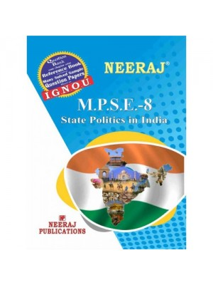 MPSE8 - Indian State Politics - English Medium