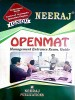 IGNOU OPENMAT MBA Entrance Guide-Book for Exam -