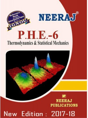 IGNOU : PHE - 06 Thermodynamics & Statistical Machine