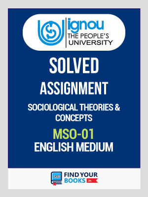MSO-1 IGNOU Solved Assignment 2019-20 in English Medium