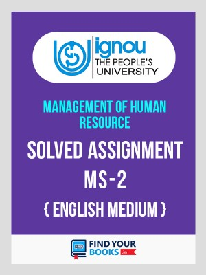 MS2 - IGNOU Solved Assignment For MS2 - 2018