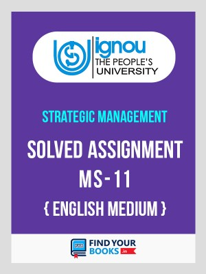 MS-11 IGNOU Solved Assignment For MS11 - 2019 for 2nd Sem.