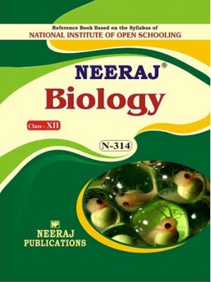NIOS - 314 Biology - Guide Book For Class 12th - English Medium