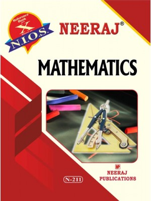 NIOS - 211 Mathematics - Guide Book For Class 10th - English Medium