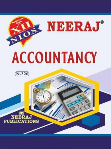 NIOS - 320 Accountancy - Guide Book For Class 12th - English Medium