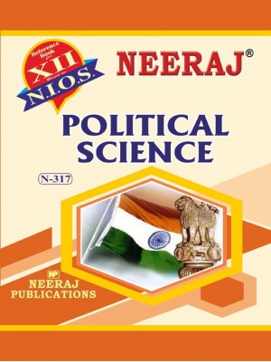 NIOS - 317 Political Science - Guide Book For Class 12th - English Medium