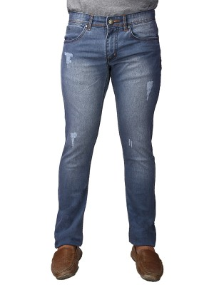 ReFocus Steel  Grey Jeans  for Men