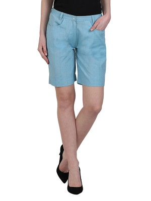 Magnogal Women Aquatic Blue short SH-17 D