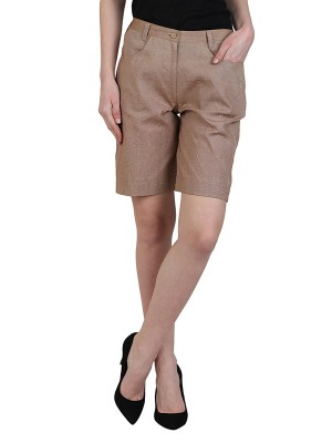 Magnogal Women Elegant Biege short SH-17 G