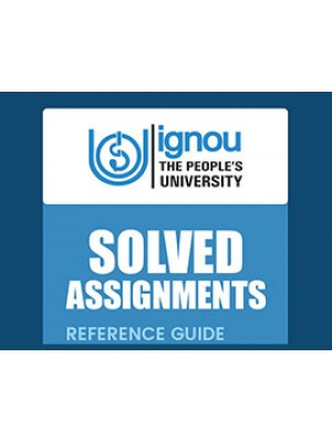 BEGC 132 Solved Assignment for Ignou 2020-21