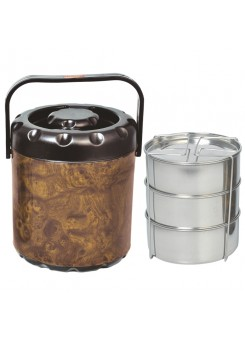 Jaypee Treen 3 Containers Lunch Box