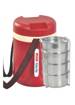 Jaypee Home Pac 4 Containers Lunch Box