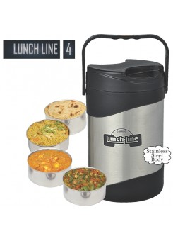 Jaypee Lunch Line 4 Containers Lunch Box