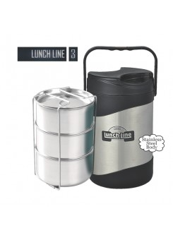 Jaypee Lunch Line 3 Containers Lunch Box