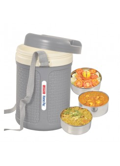 Jaypee Home Pac 3 Containers Lunch Box