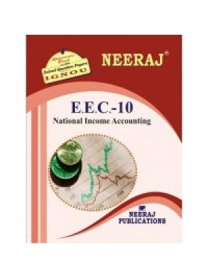 IGNOU : EEC - 10 National Income Accounting (ENGLISH)