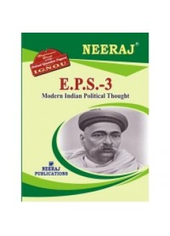 IGNOU : EPS - 3 Modern Indian Political Thought (ENGLISH)