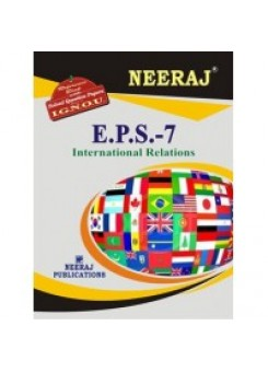 IGNOU E P S - 7 Indian Administration (ENGLISH)