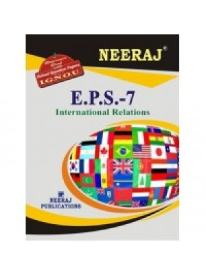 EPS7 - Indian Administration - IGNOU Guide Book For EPS7 - English Medium
