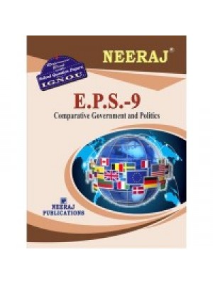 EPS-9 Comparative Government & Politics - IGNOU Guide Book For EPS9 - English Medium
