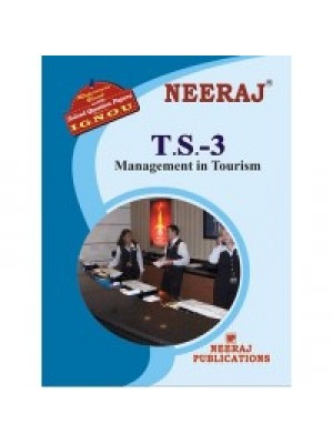IGNOU : TS - 3 Management In Tourism (ENGLISH)