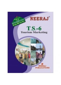 IGNOU : TS - 6 Tourism Marketing (ENGLISH)