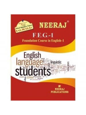IGNOU : FEG-1 Foundation Course In English-1