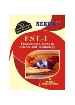 IGNOU FST -01 SCIENCE & TECHNOLOGY (ENGLISH)