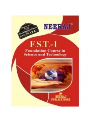 FST-1 Solved Assignment in English -  2015-16
