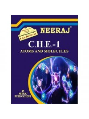 IGNOU : CHE - 1 Atoms & Molecules