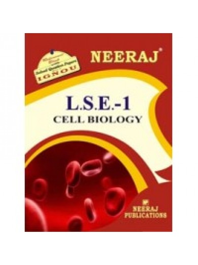 IGNOU LSE-1 Cell Biology - Guide Book