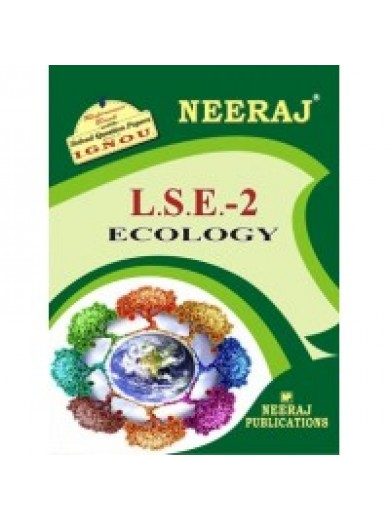IGNOU : LSE - 2 Ecology