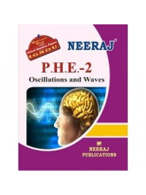 IGNOU : PHE - 2 Oscilations & Waves