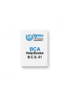 IGNOU BCA BCS-58 Introduction To Software Engineering