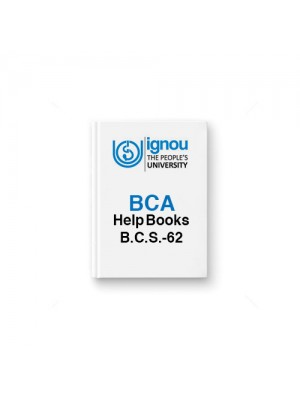 IGNOU BCA BCS-62 E-Commerce